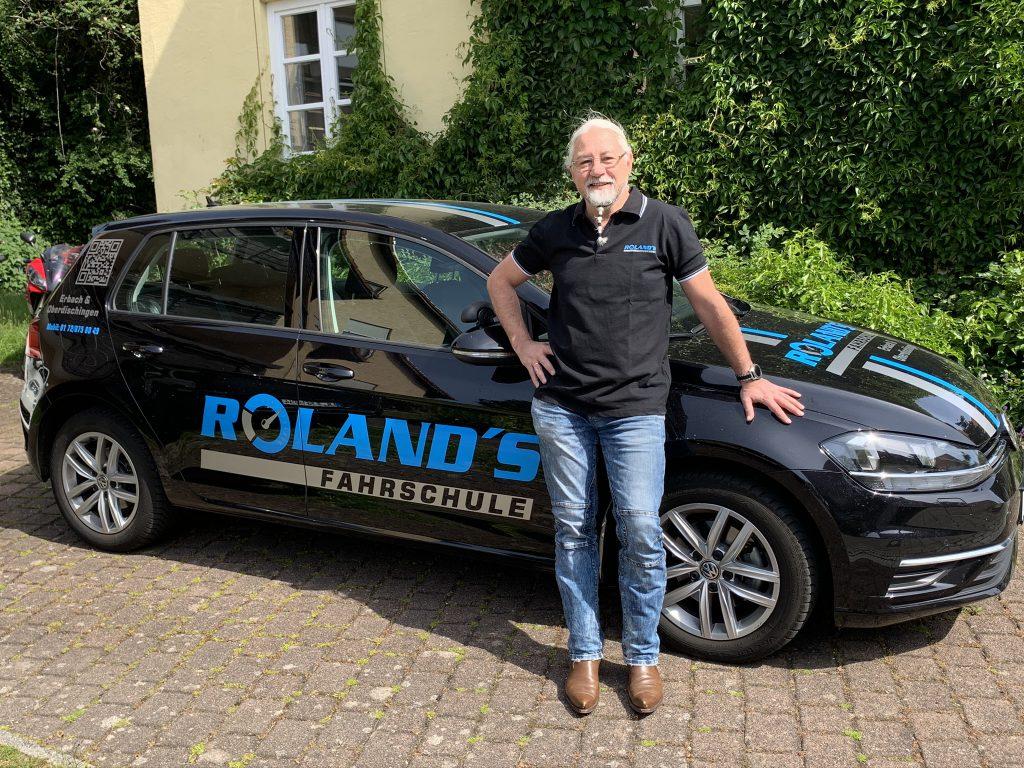 Fahrlehrer michael Maisch